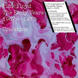 CD Pink Floyd-The Early Years